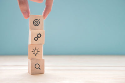 Four steps for setting an effective cloud strategy
