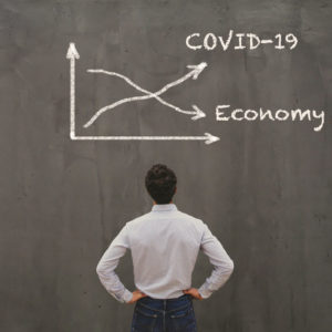 How will COVID-19 affect priorities across the Financial Services industry?